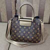 Real Photo Beautiful Handbags Women Bags Shoulder Crossbody Bags Clutches Totes