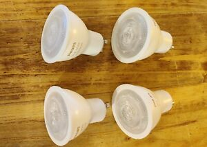 Philips Hue White Ambience 2200 - 6500 K Warm to cool, 4 pack bulbs GU10