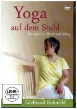 Yoga auf dem Stuhl, 1 DVD