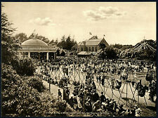 ORIGINAL 1912 PHOTO SAN FRANCISCO CAROUSEL&CHILDRENS PLAYGROUND,GOLDEN GATE PARK