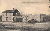 Postcard Poultry Packing Plant in Humboldt, Iowa~124815