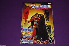 WARHAMMER MONTHLY - Issue  1 - Black Library - Bloodquest Darkblade Kal Jerico