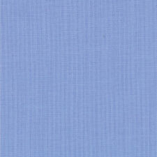 Moda Fabric Bella Solids 30s Blue - Per 1/4 Metre