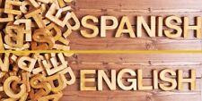 Translation Service English to Spanish & Spanish to English. Traducción Español