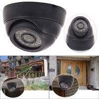 CCTV 1200TVL Video 24 IR LED Light Night Wired Dome Home IR-Cut Security Camera