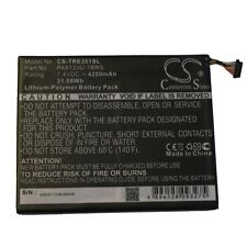 BATERIA 4200mAh Li-Poly para Toshiba PA5123U-1BRS