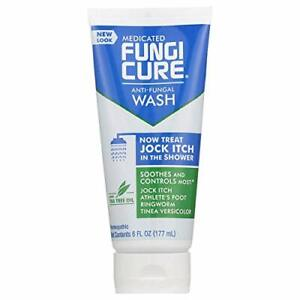 FungiCure Medicated Anti-Fungal Jock Itch Wash - Treat Jock Itch in The Shower