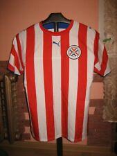 PARAGUAY Football National Team Puma Home 2006/07 Jersey/Shirt size S