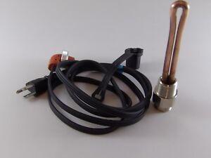 Engine Heater Kit for WHITE/GMC Trucks Road Boss, Road Boss 2 w/Cat 3208 Eng.