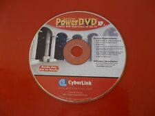 CyberLink Power DVD XP 4.0 CD original