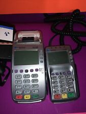 Verifone Vx520 & Vx805 Credit Card Pin Pad Chip Readers machines with cords