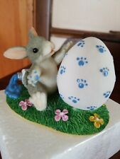 """Charming Tails """"Paint-By-Paws"""" #88/701 c.1998;Retired 2001 - New in Box"""