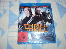 Thrill to Kill [Blu-ray] Dolph Lundgren  NEU OVP