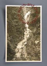 Ansichtskarte RAVENNASCHLUCHT HÖLLENTAL Schwarzwald um 1930
