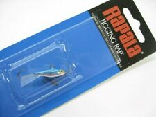"Rapala W2-CHB 1-1/4"" W2 Chrome Blue Jigging Rap Size 02 Fishing Lure"