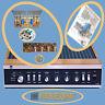 Dual CV60 25-teiliges Reparatur Elkoset für alle Baugruppen, Trimmer, Si-Halter