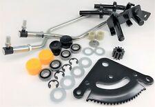 Steering Rebuild Kit includes Spindles Tie Rods Sector fits John Deere LA Series