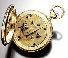 Rare United States Marion Watch Company Pocket Watch Antqiue 1875