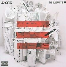 The Blueprint 3 [PA] by Jay-Z (CD, Sep-2009, Roc Nation) FAST SHIP  1 CENT CD