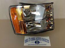 07-13 GMC Sierra RH Passenger Headlight / Park / Turn Signal Assembly new OEM