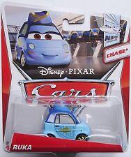 RUKA chase NEW disney pixar cars 2 airport adventure