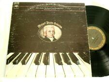 MOZART Piano Sonatas Vol 3 GLENN GOULD Columbia LP