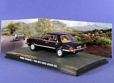 FORD TAUNUS THE SPY WHO LOVED ME JAMES BOND 007 1/43 UNIVERSAL HOBBIES ATLAS
