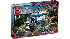 Lego Jurassic World Raptor Rampage 75917 Totalmente Nuevo Y Sellado