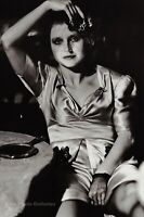 1980 Vintage HANNA SCHYGULLA German Actress HELMUT NEWTON Movie Photo Art 11X14
