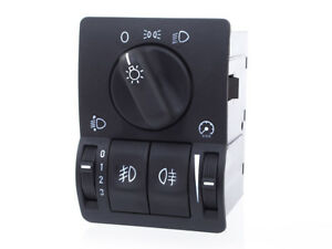 HEADLIGHT HEADLAMP SWITCH FOR VAUXHALL OPEL ASTRA IV G 98-08 6240097 90437439