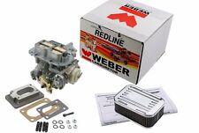 NEW Authentic Weber Carburetor Kit 32/36 DGEV Electric Choke fits Subaru 72-87