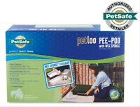 PetSafe Pet Loo Pee Pod Pack of 7 Replacement Pods 1 Tub Wee Sponge & Scoop