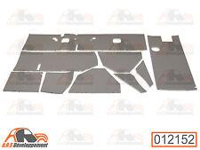 Cubierta tablero de instrumentos NUEVO gris para Citroen 2cv antigua - 12152