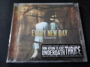 Every New Day - The Shadows Cast (SEALED NEW CD 2005) + FREE PUNK ROCK CD