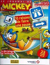 Le journal de Mickey - Hors série juin 2015