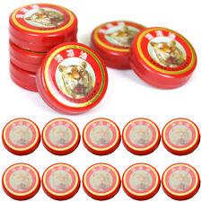 20Boxes Essential Tiger Balm Oil QingLiangYou Headache Carsickness wholesale