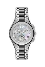 TECHNOMARINE Women's Neo Classic Chronograph 708013 MOP with Diamonds NIB