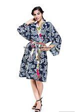 Sexy Cotton Sleepwear Lace Gown Bath Robe Nightwear Intimate Dress Indian Robes