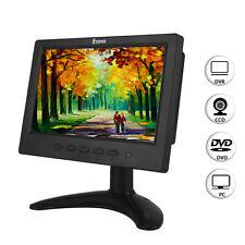 """7"""" LCD HD 1024x600 Vídeo Audio HDMI Monitor Pantalla para FPV antena Cámara"""