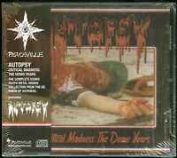 Autopsy Critical Madness: The Demo Years CD new