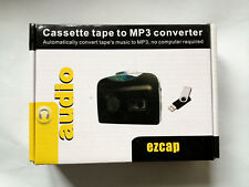 CASSETTE TAPE TO MP3 CONVERTER - CONVERTITORE ANALOGICO DIGITALE AUDIO