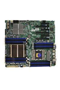 Supermicro X9DR3-F Intel C606 Xeon Dual Socket LGA2011 Server Motherboard