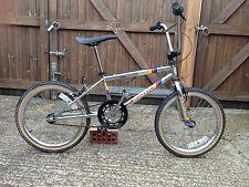 1984 Raleigh pro race  - OLD SCHOOL BMX - RALEIGH BURNER - Raleigh aero pro
