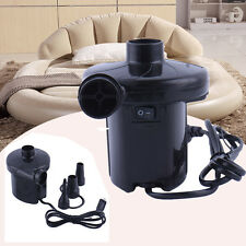 Portable Mini Air Compressor Electric Tire Infaltor Pump 220V For Inflate Airbed