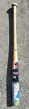 """White Sox FRANK THOMAS signed painted 31"""" baseball bat JSA Authenticated"""