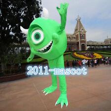 2018 hot Monster Mike from Monster University Adult Mascot Costume  fancy dress