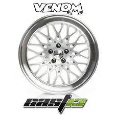 4 x Cast13 RB4 17 x 8 5x100 et30 VW AUDI SEAT SKODA Alloy Wheels / Wheel Rims