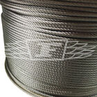 3mm WIRE ROPE (7 x 19) A4 MARINE GRADE STAINLESS STEEL ROPE PRICE PER METER
