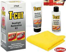 1x DIY Car Truck Headlight Plastic Lens Restoration Repair Kit Cleaning Restorer