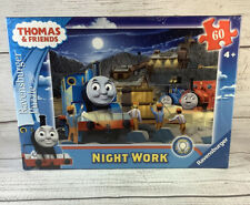 Ravensburger Thomas & Friends Night Work Glow-in-The-Dark 60Pc Jigsaw Puzzle NEW